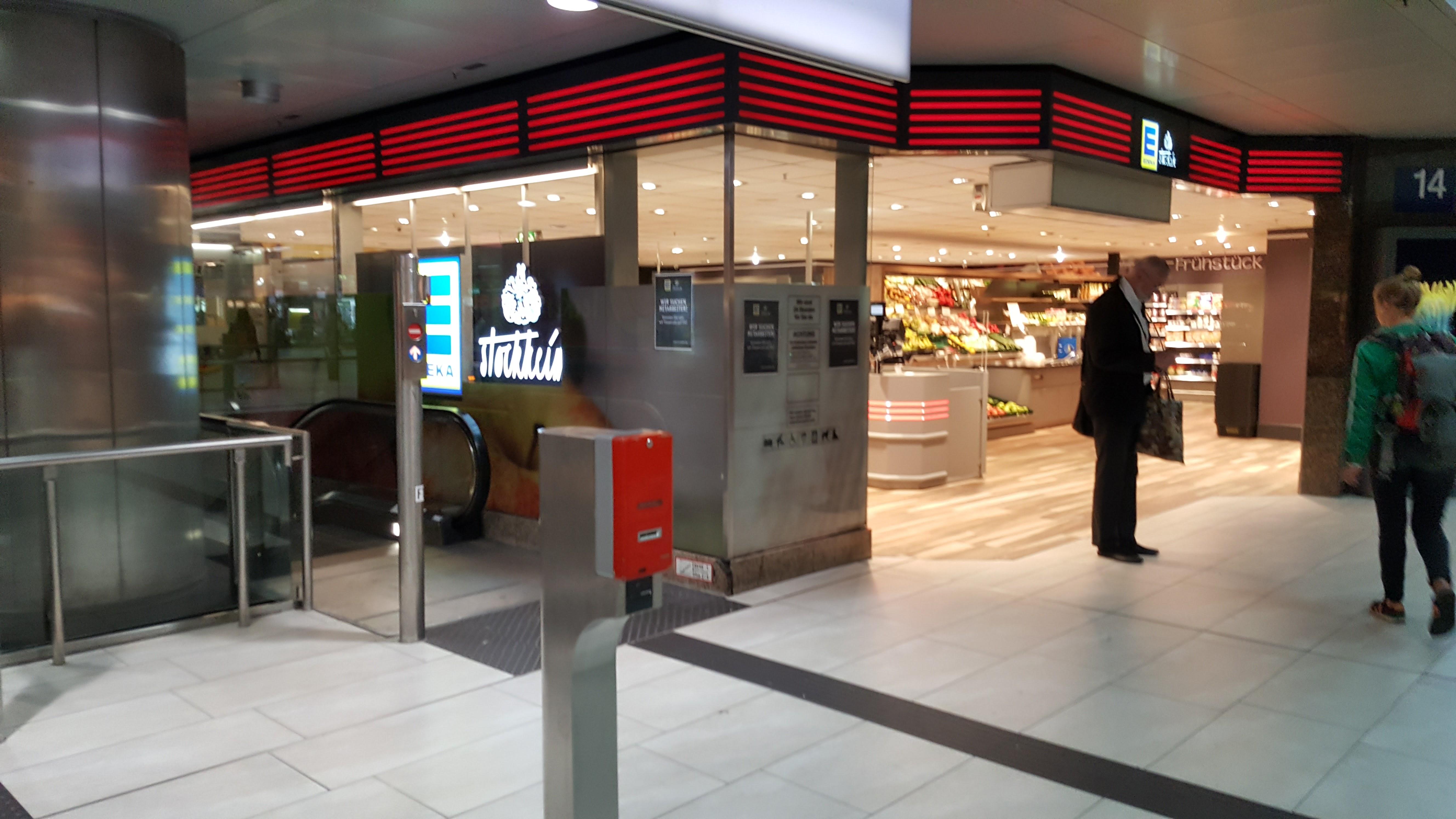 EDEKA Düsseldorf Hauptbahnhof