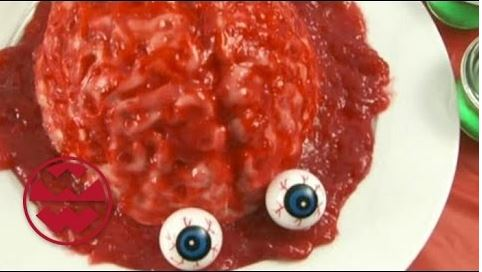 Gehirn aus Pudding