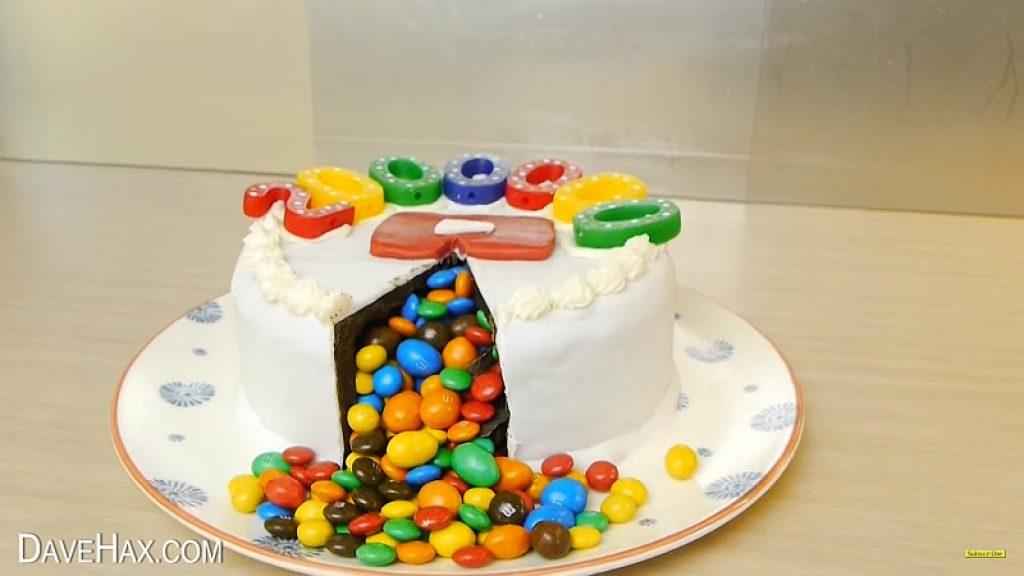 Der Mega Geburtstagskuchen Der Kein Kuchen Ist Foodimpress De