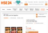LITTLELUNCH 10€ – 30€ Gutschein (HSE24)
