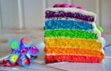 Video: Regenbogen Kuchen selbst gebacken