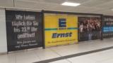Edeka 7-23h am Münchener Hauptbahnhof
