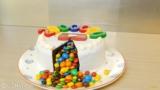 Der Mega-Geburtstagskuchen, der kein Kuchen ist