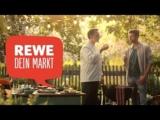 Thomas Müller wirbt für REWE Offline